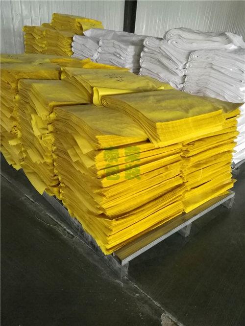 半成品布料(黄色)